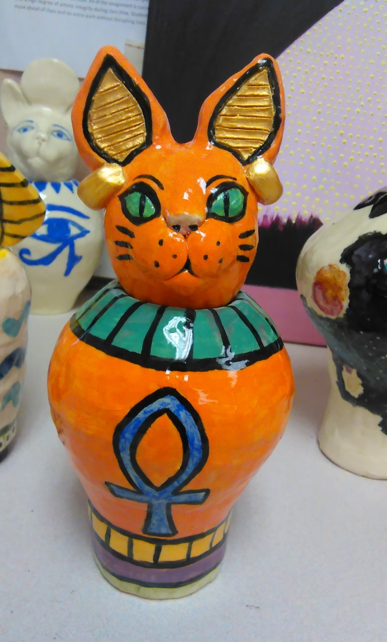 EgyptianCat by maddie
