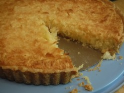 coconut custard pie 2