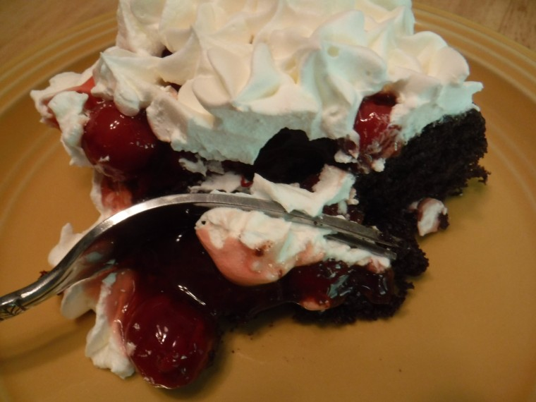black forest chocolate cake 2